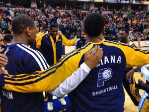 Pacers College Night