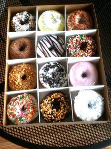 FREE doughnut