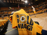 YMCA Night means you can watch Pacers Playoffs on the cheap