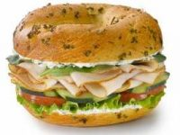 BOGO sandwiches at Einstein Bros