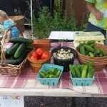 Special events and freebies at this week's farmer's markets
