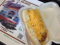 Edward's Drive-in coney dogs are a Monday must-have