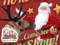Start your shopping at the 65th Annual Christmas Gift & Hobby Show