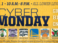 Pacers Cyber Monday