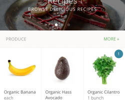 Try new Instacart grocery delivery with $10 off first order