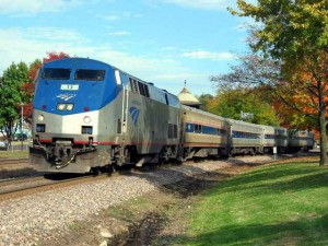 Get out of town on Amtrak's train sale