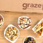Graze for healthy snacks on the cheap