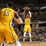 Register now to gain pre-sale access to the Pacers Playoff Games