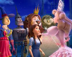 Win FREE family passes to Legends of Oz: Dorothy's Return