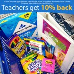 Teachers cash in on supplies at Walmart