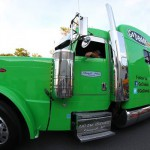 Before the Brickyard, enjoy the Hauler Parade