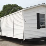 Mobile homes on the cheap with Camp Atterbury Auctions