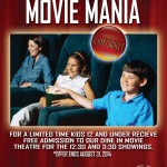 Bring the kids for FREE movies at Latitude 360 this month