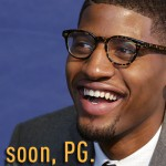 Show your support for Pacers' Paul George