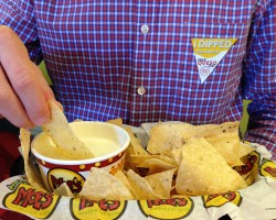 Join #TeamQueso with FREE Queso at Moe's