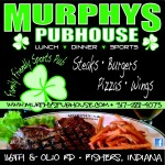 Monday is Steak Night at Murphy's Pubhouse
